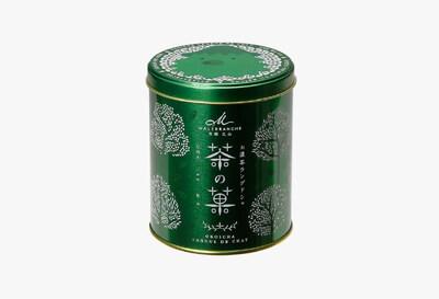 茶の菓 8枚入 <ロマンの森オープン記念限定パッケージ>