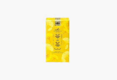 茶の菓 3枚入 秋限定パッケージ(黄)