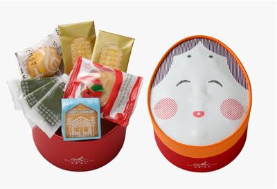 ◆福寿箱「お多福」