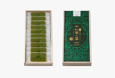 「贅沢 茶の菓」10枚入